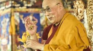 Dalai Lama, tokoh spiritualitas Tibet